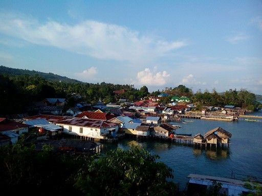 Sosom, Banggai Kepulauan