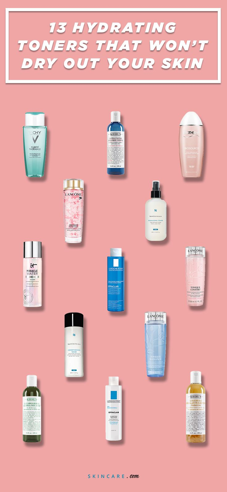 12 Hydrating Toners That Won't Dry Out Your Skin