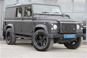 Classic 2010 10 LAND ROVER DEFENDER 110 2.4 TDI XS UTIL... for sale in York with Classic & Sports Car Classifieds, the UK's best online classic car classifieds.