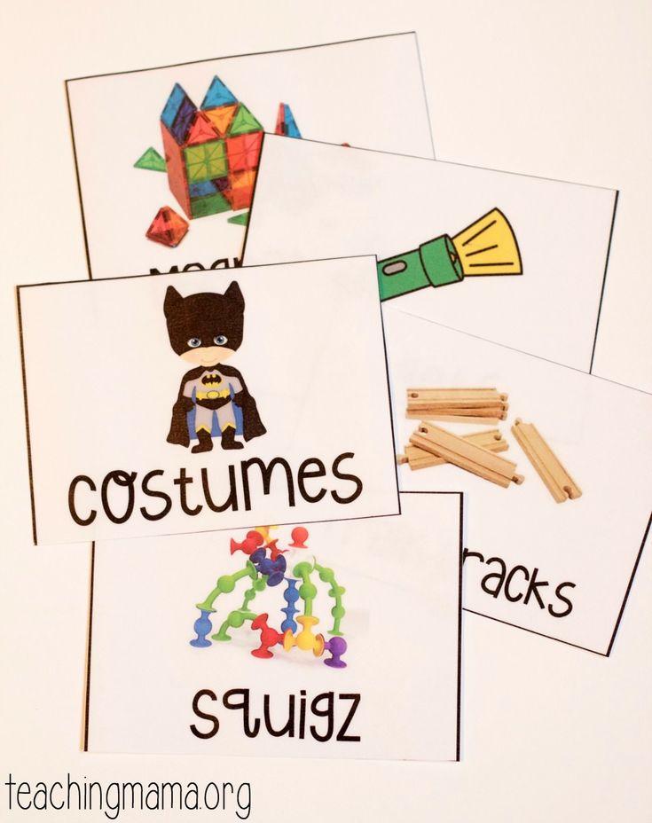 Free Toy Bin Labels Toy bin labels, Toy labels, Bin labels