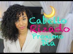 Rutina de Cabello Rizado ☼ Natural ☼ | SunKissAlbaParaTi - YouTube