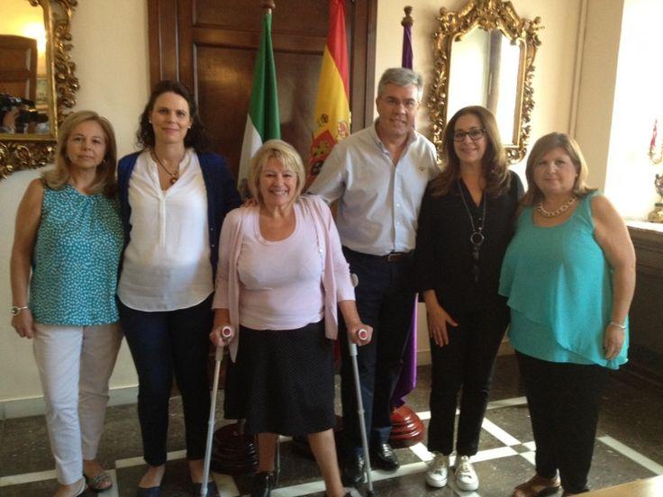 """El alcalde participa en un calendario sobre Salud Mental bajo el título """"Ponte en mi lugar"""""""