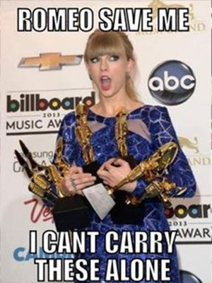 10 Sassy Taylor Swift Memes to Make the Haters Stop 'Hate Hate Hatin'