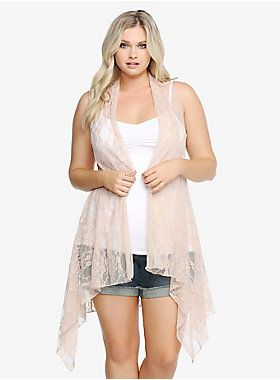 Talk about swoonin'. Yep, we're in love! In pretty blush pink, this tr…