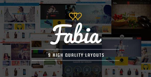 cool Fabia - Multipurpose WooCommerce Theme (WooCommerce)