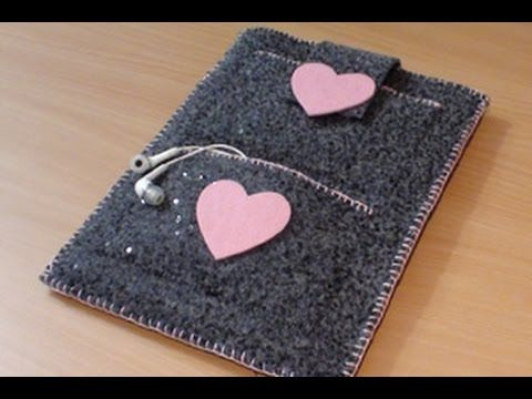 Diy case for your tablet /ipad/-Tablet Hülle - YouTube