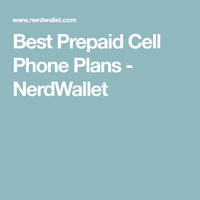 Best Prepaid Cell Phone Plans - NerdWallet