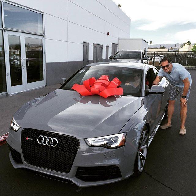 Perfect gift!  Tag someone who would love this!  Photo by @plutolawyer Via @audi.page --- #audi #audiloverr #audilove #audilover #nardogrey #nardo #quattro #audisport #carinstagram #carlifestyle #amazingcars247 #audirs5 #car #carporn #turbo #blacklistlifestyle #supercar #cars #amazing_cars #cargram #audilove #audizine #instacar #instacars  #tractiontuesday #supercars #quattrosport #rs5
