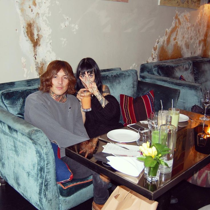 77 Best Images About Oliver Sykes And Hannah Snowdon. On