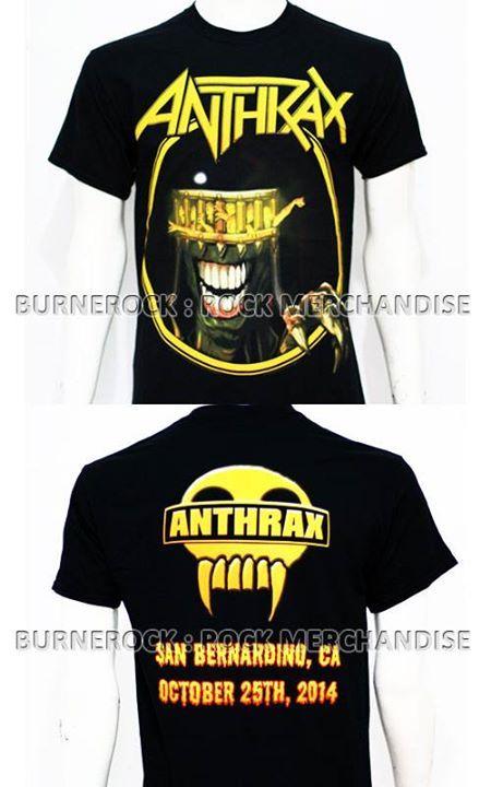 Anthrax: North America Tour