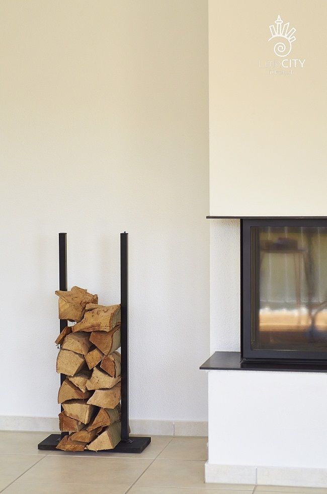 ber ideen zu kaminholzregal auf pinterest. Black Bedroom Furniture Sets. Home Design Ideas