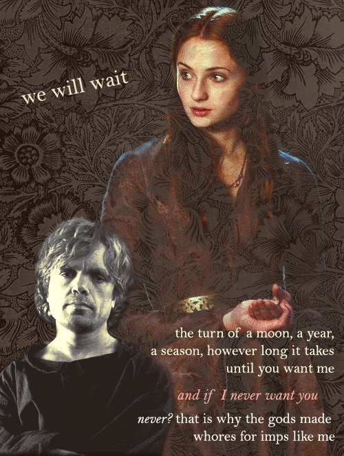 sansa and tyrion relationship quotes