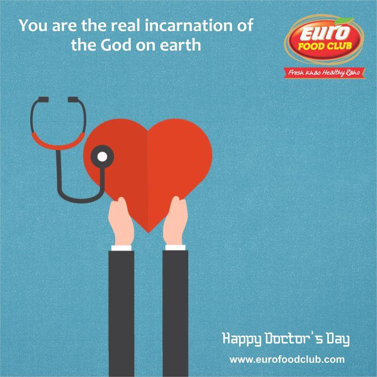 National Doctors Day #EuroFoodClub #NationalDoctorsDay#DoctorDay#healthcare #SwasthaBharat#NationalDoctorsDay2017