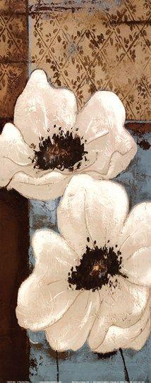 White+Poppies+Panel+I