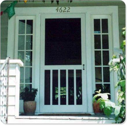 Best 25 storm doors with screens ideas on pinterest for All glass storm door