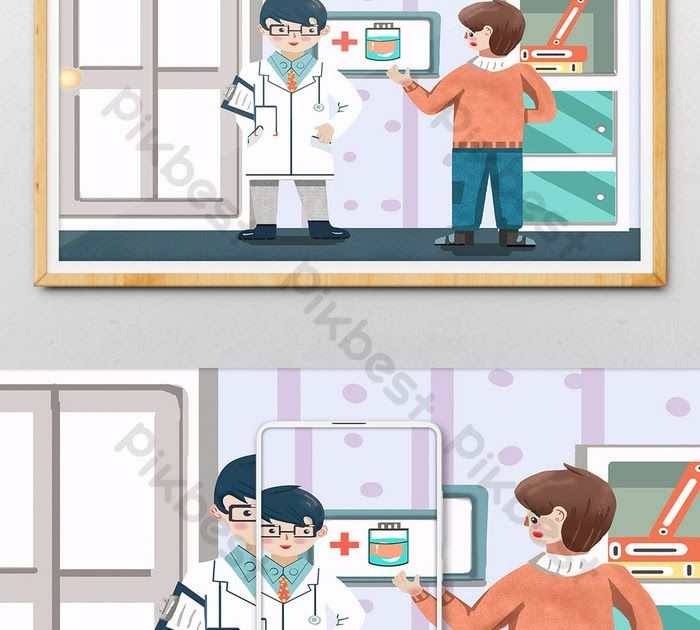 Fantastis 30 Gambar Kartun Dokter Dan Rumah Sakit Ilustrasi Kartun Dokter Kesehatan Pemeriksaan Kesehatan Download Kosakata Di 2020 Kartun Gambar Gambar Karakter
