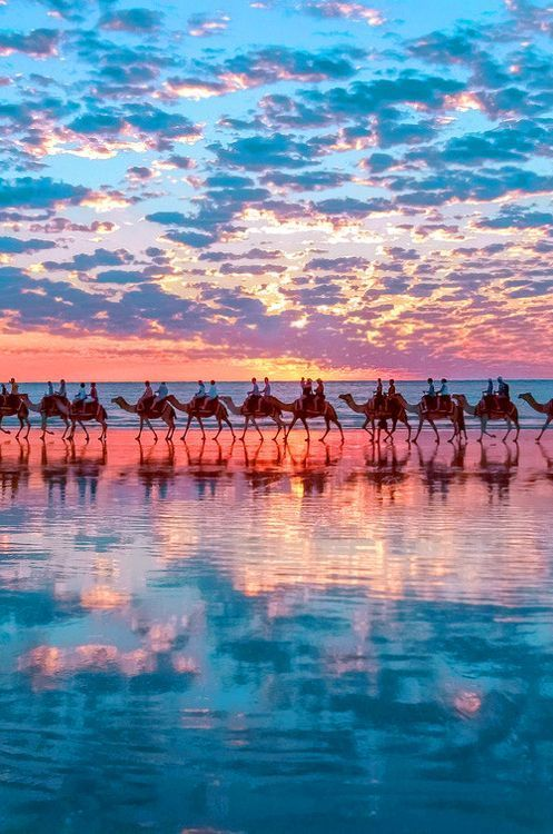 Cable beach Australia - the Kimberley's