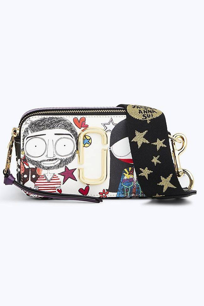 c103a274b115db Marc Jacobs X Anna Sui Capsule Collection   Tom Lorenzo   Bag Lady ...