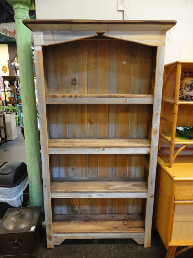 barn board furniture ideas. amish reclaimed barn wood bookcase board furniture ideas