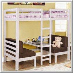 Space Saver Beds For Kids best 20+ white wooden bunk beds ideas on pinterest | scandinavian
