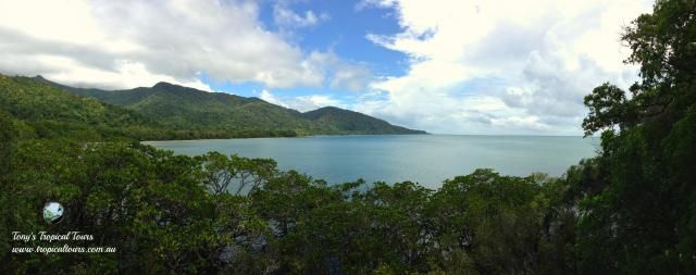 Our little corner of the world. #DaintreeRainforest and #CapeTribulation. Photo from the Kulki Lookout. www.tropicaltours.com.au