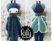 laly lala crochet pattern BUZZ house fly
