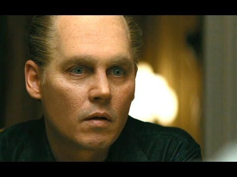 A Horrifying, Ginger-Face Johnny Depp Plays Whitey Bulger In The Trailer For 'Black Mass'. Can't wait to see it!