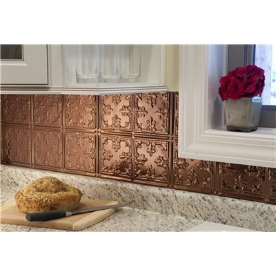 Fasade Backsplash Panels: Traditional 10 style from ACP  For Kitchen??