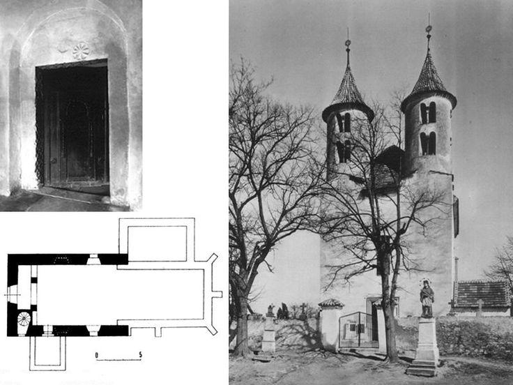 Kondrac - kostel sv. Bartoloměje
