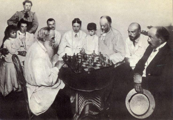 Kendiyle Savaş ve Barış Arasında Bir Ömür: Tolstoy | Line.do - An easy-to-use and free timeline tool