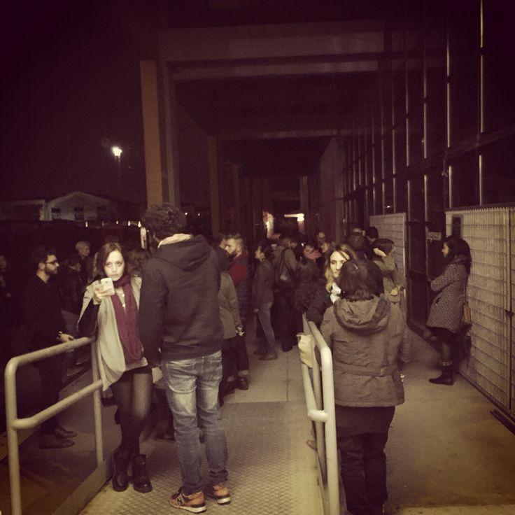 Sabato 3 Ottobre 2015  In attesa della replica straordinaria di mezzanotte  CUORE DI TENEBRA del Teatro de los Sentidos/Enrique Vargas