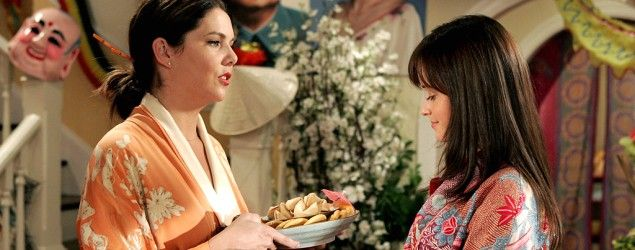 """Netflix is planning a return trip to Stars Hollow.  The digital channel is developing a revival of the much-loved Warner Bros. series """"Gilmore Girls"""" with creator Amy Sherman-Palladino and her husband, exec producer Daniel Palladino. The project would be four 90-minute movies, rather than a series, Variety has learned. Warner Bros. and Netflix both declined to comment."""