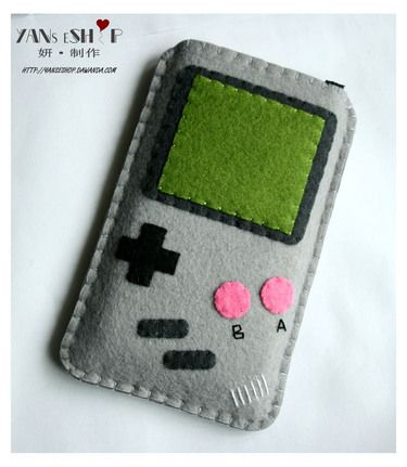 Gameboy Handytasche