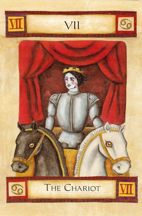 chariot valet