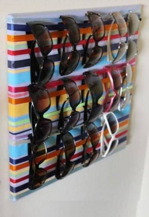 Идея хранения очков / Организованное хранение / Своими руками - выкройки, переделка одежды, декор интерьера своими руками - от ВТОРАЯ УЛИЦА