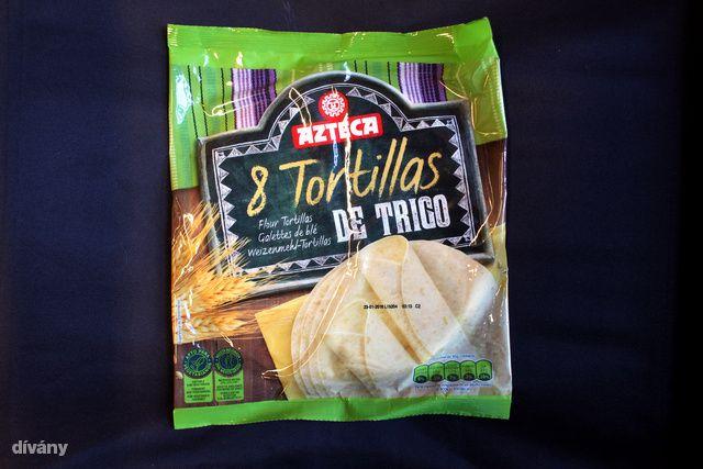 Dívány - Alapkonyha - Teszt: melyik a jó tortilla?
