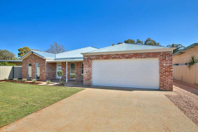 Talk to Min Poole from Barry Plant Mildura, about the rate of return on this gorgeous property.
