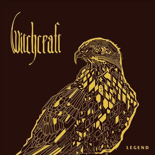 "witchcraft | WITCHCRAFT: ""Legend"" Cover Art Revealed! - Nuclear Blast"
