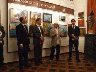 Balcic, Muzeul Hartilor 2015