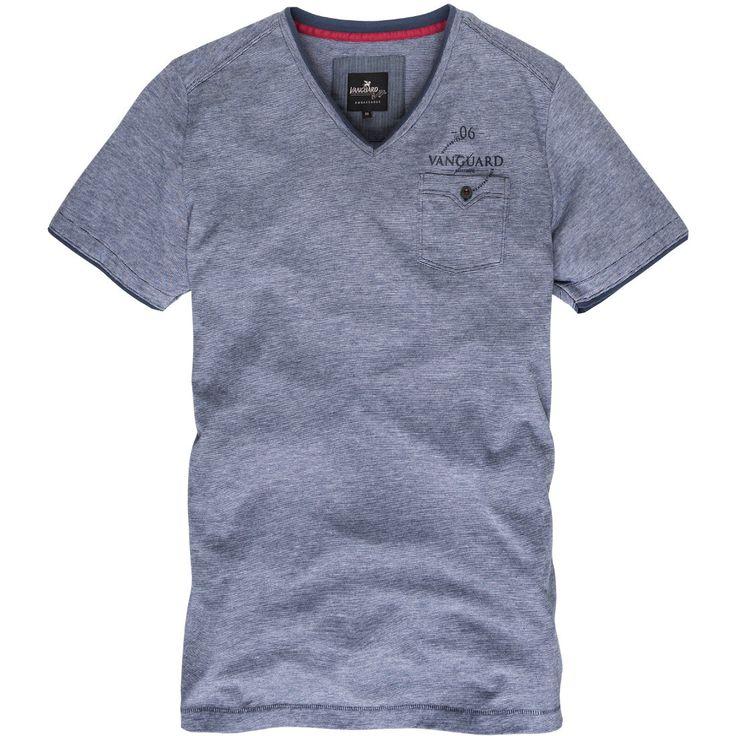 Dit mooie t-shirt van Vanguard is nu in de uitverkoop te vinden op Aldoor! #heren #mannen #mode #kleding #zomer #trui #shirt #men #fashion #sale