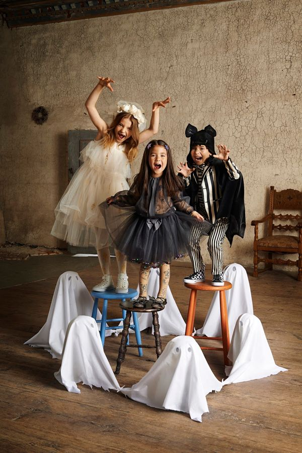 H&M & Unicef kids halloween costumes
