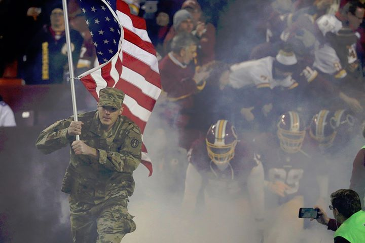 The #Redskins will host the Minnesota Vikings in today's #SaluteToService game at FedExField. Let's get this WIN!!!  GAME INFO---> http://wp.me/p1Ov1x-3EV  #HTTR #HTTR4LIFE #AlumniHomecoming - http://ift.tt/2a7gnqz