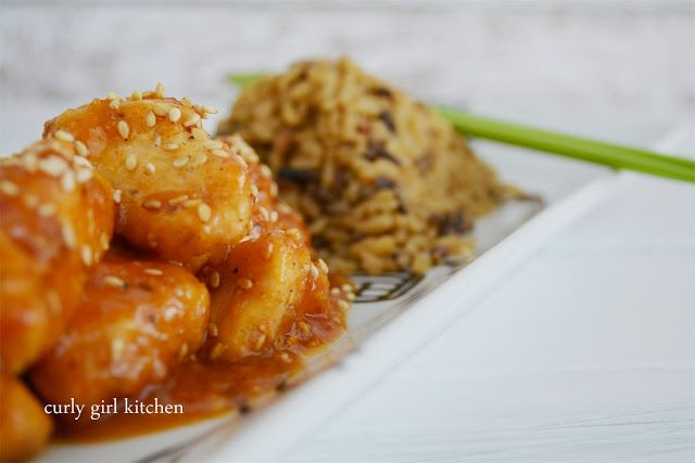 Spicy, Sweet and Sour Sesame Chicken