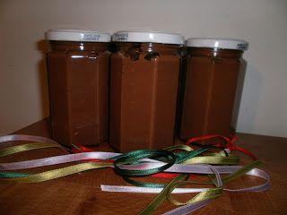 Confettura di pere cotogne al cioccolato e caffè