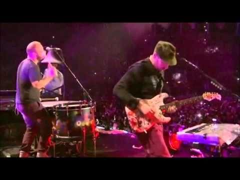 Coldplay - VIVA LA VIDA! live in Madrid Oct. 2011