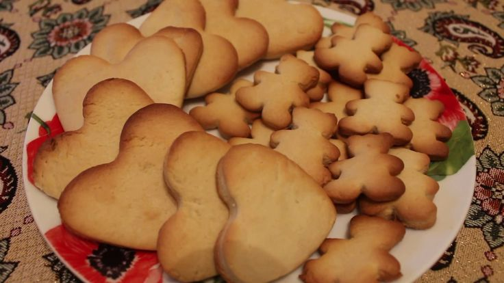 Готовим печенье в шоколадной и ванильной глазури. Вкус из детства