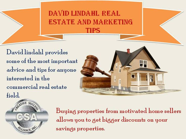 If you are in the real estate business and seeking some of the successful tips that can help in growing your business, then david lindahl real estate books can be the perfect for you.