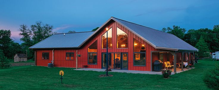 25 B Sta Pole Barn Packages Id Erna P Pinterest