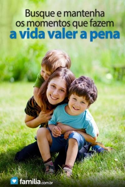 Familia.com.br | Encontrando momentos de ternura em meio à ruína