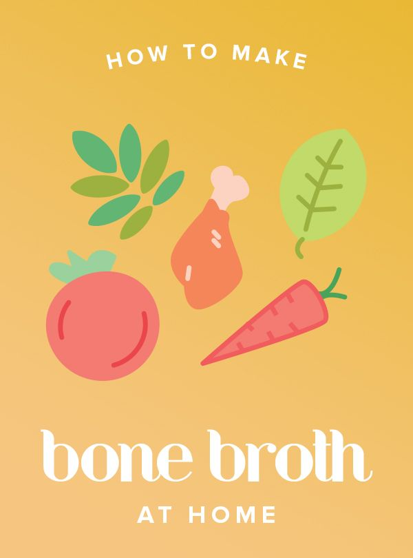 Bone broth is rich with good-for-you nutrients and the health-boosting food is actually quite easy to make.